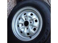 Tyre 165/13