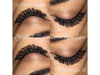 Eyelash Extensions Streatham Common russian volume