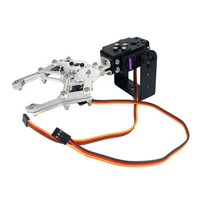 2-dof Robot Arm Clamp Claw Mount Kits For  Diy Robotics Parts