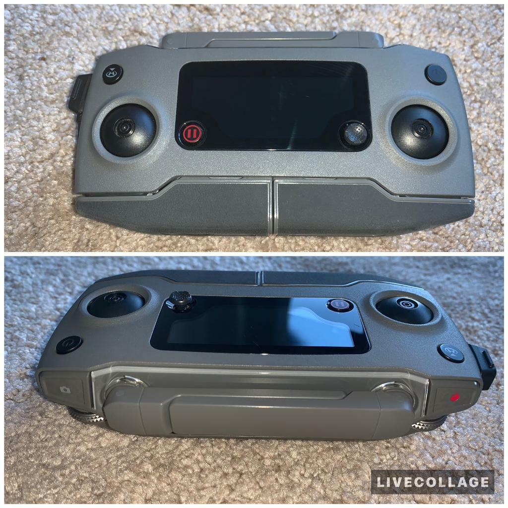 Dji Mavic 2 Pro & Zoom Genuine Remote Controller  MODEL: RC1A OcuSync 2  |  in Port Glasgow, Inverclyde | Gumtree