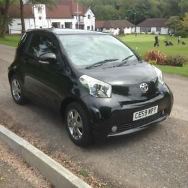 """TOYOTA IQ 2. 59 PLATE """"AUTOMATIC"""" """"16,000 MILES"""" **£20 A YEAR TO TAX**"""
