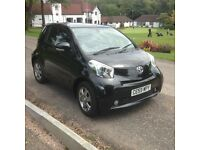 "TOYOTA IQ 2. 59 PLATE ""AUTOMATIC"" ""16,000 MILES"" **£20 A YEAR TO TAX**"