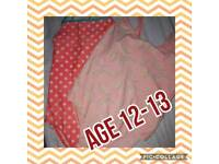 Swimming costume bundle 12-13