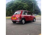 Rover Mini Classic 33000 mls