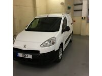 Peugeot Partner 1.6 HDI 2013 With FULL WARRANTY & MOT, Service History, IMMACULATE Throughout.