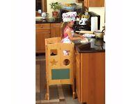 WANTED little helper / kitchen helper / fun pod