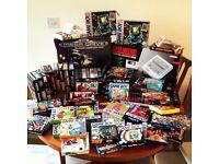 Snes,Nes,n64,GameCube,sega, PS1, consoles/games wanted for cash
