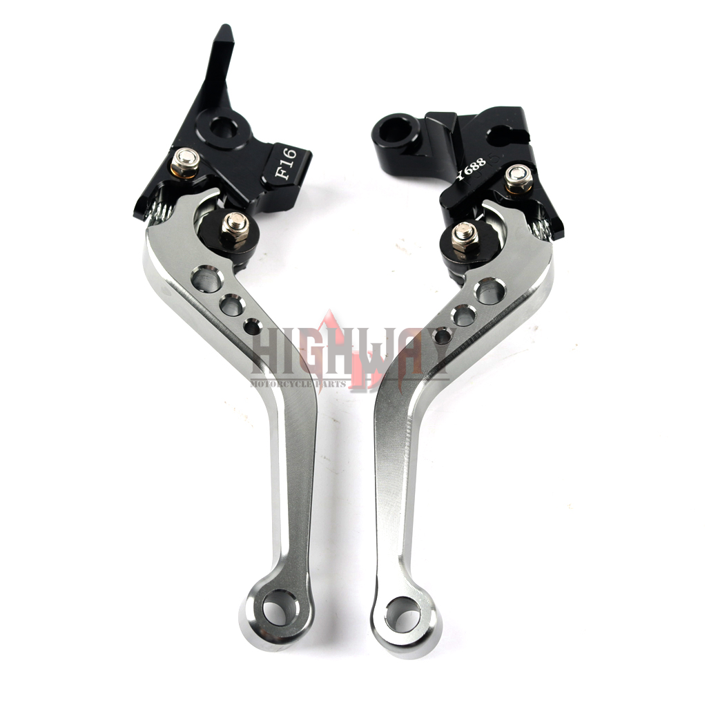 "/""ROARER/"" CNC Brake Clutch Levers For Yamaha FJR 1300 04-17 XJR 1300//Racer 04-16"