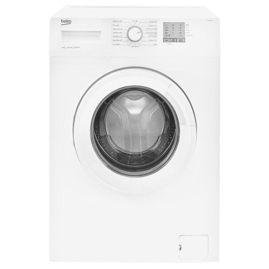 Beko 1200 Spin 6kg Washing Machine - BUY NOW PAY LATER | 1 ...