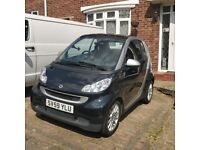 Smart car 59 plate low milage