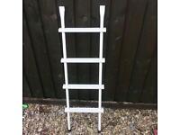 Bunk bed ladder for caravan/ motor home