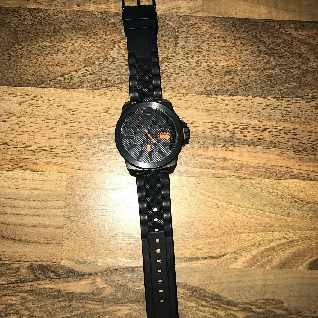 Boss Orange Watch. 100% genuine