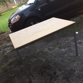 Tables and table frames