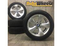 16 genuine bmw alloy wheels and tyres good year Michelin Bridgestone Continental VIVARo traffic