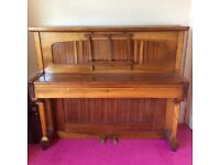Upright piano. Suitable for beginner