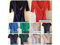 Breastfeeding tops and dresses