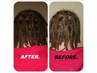 DREAD MAINTENANCE, MAKING AND EXTENSIONS - PAISLEY