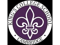 Part-time Boarding House Administrator - King's College School