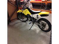 DNA off road motirbike 125 cc