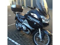 BMW R1200RT Model Upgrade. Many extras 2011