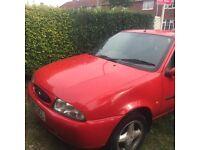 Ford Fiesta Zetec 1999 £450