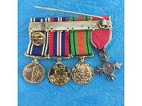 Military Medals Police