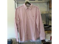 Next pink and white striped shirt