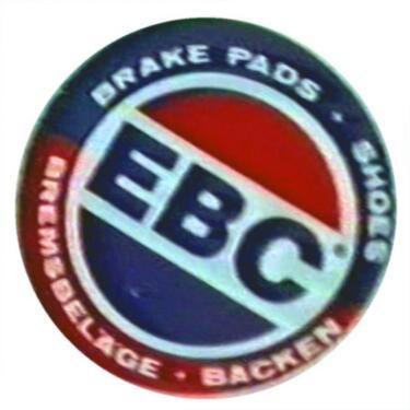 Suche Aufkleber Sticker Vintage Oldschool Ebc Brake Bremsbeläge In
