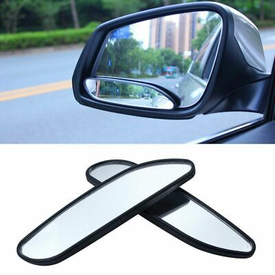 2pcs Auto 360° Wide Angle Convex Rear Side View Car Truck SUV Blind Spot Mirror Car & Truck Parts