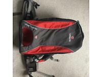 LittleLife Ultralight Convertabile Ruck Sack And Baby Carrier Back Pack