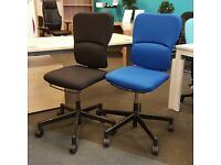 Steelcase Lets B Office Chair - 150 Available