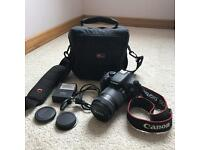 Canon EOS 600D / Rebel T3i Digital SLR Camera (w/ Lens 18-135mm f/3.5-5.6 IS II)