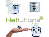 CCTV INSTALLATIONS - Supply, install and commission. Experienced engineer, ESSEX, NETLUTIONS