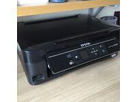 Epson Wireless All In One Printer Scanner Copier