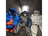 mixture of boys clothes age 7-9 immaculate condition.