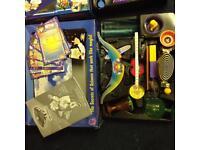 Wow sci-fx & fx2 Magic sets
