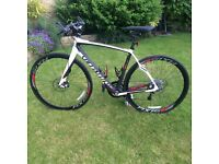 Specialized Sirrus Pro Carbon Disc Hybrid Road Bike 2014