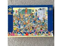 """Jumbo JVH """"FIND THE MOUSE"""" 500 Piece Jigsaw Puzzle"""