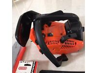 brand new chainsaw ,25cc, chain, saw , many other type of machinery and tools available