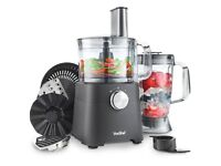 Brand New VonShef 750W Food Processor - Blender, Chopper, Juicer, Multi Mixer with all Attachments