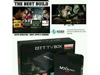 ALL TYPES ALL PRICES ANDROID TV BOXS. NEW