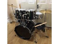 Fully Refurbished Complete Session Pro Drum Kit // Free Local Delivery & Set Up
