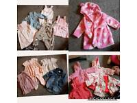 Baby girls 3 - 6 months clothes