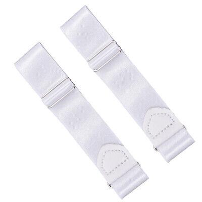 Mens Elastic Shirt Sleeve Arm Garter Holder Adjustable Armband for Bartender - Bartender Armband