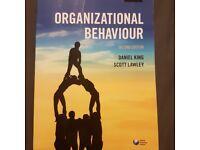 Organizational behaviour ( second edition) by daniel king and scott lawley