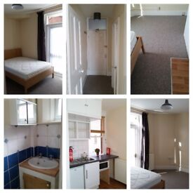 Studio/Bedsit for rent. Old Bath Rd, Cheltenham. £350pcm (heating and hot water inc)