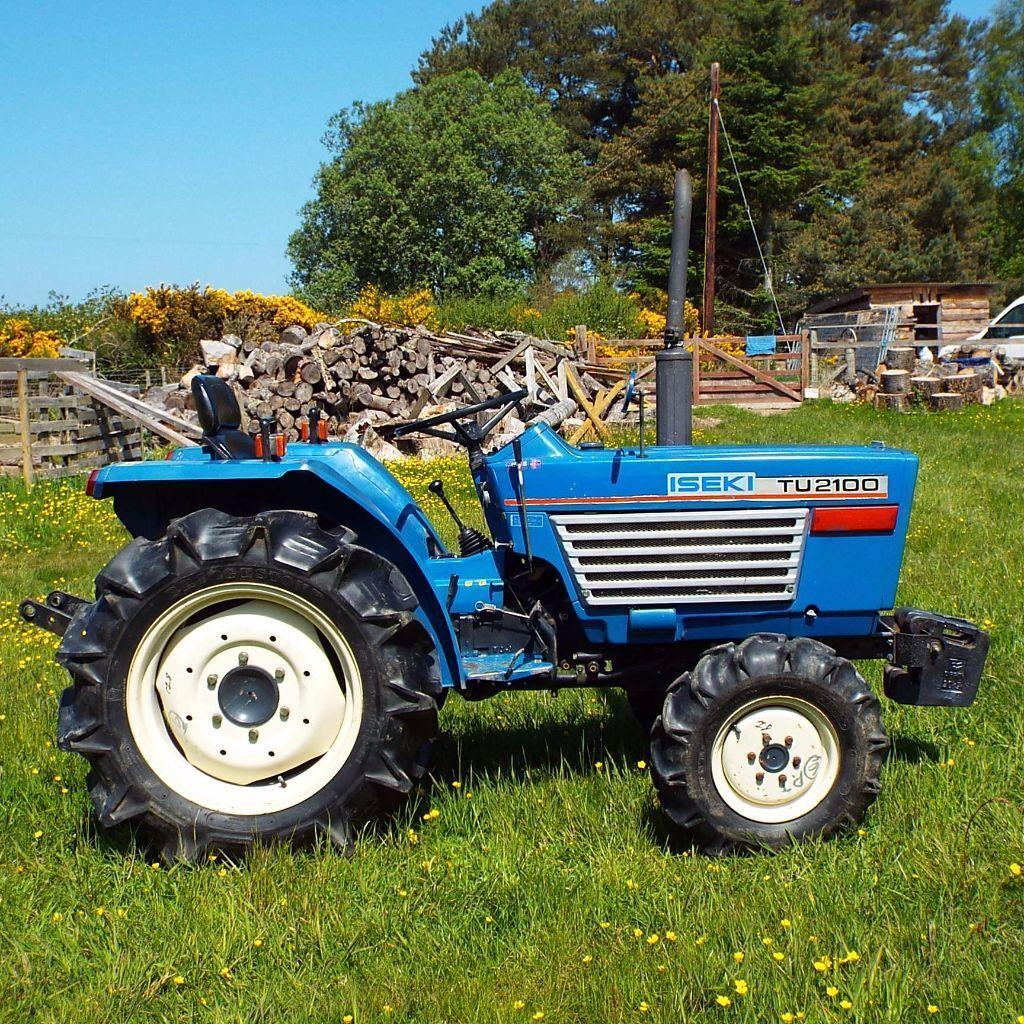 iseki compact tractor tu2100 24hp and 9 implements in dingwall rh gumtree com Iseki USA Iseki Parts Online