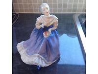 Royal Doulton Happy Anniversary Figure