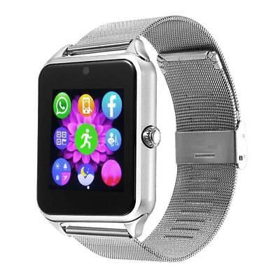 Smart Watch Bluetooth Touchscreen Smartwatch for Android Phones Women Girls Men