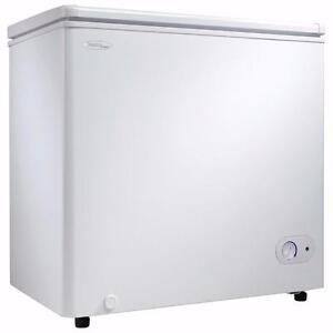 Congélateur coffre, 5.1 pi3, blanc, Danby